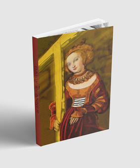 Undated Planner by BWM Collection. Collectible cover art portrays appropriation of Lucas Cranach the Elder.