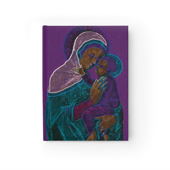 Duccio | Early Madonna Ruled Line Journal