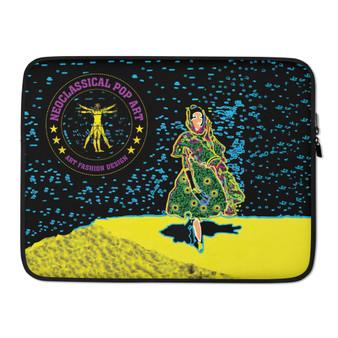 on sale eduard manet  lola cool designer Laptop Sleeve by Neoclassical Pop Art Online Brand online store