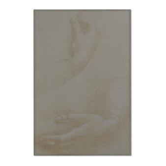 On Sale Da Vinci Leonardo Hands of God Area Rugs by Neoclassical Pop Art