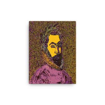 El Greco | Yellow Pink Canvas