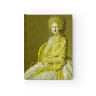 On Sale Countess of Sorcy Journal - Ruled Line by Neoclassical Pop Art
