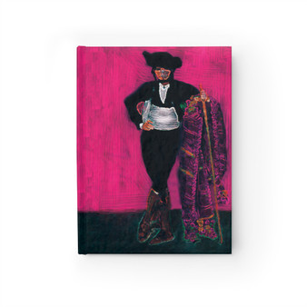 On Sale Manet  Majo Style Pink Blank Journal by Neoclassical Pop Art