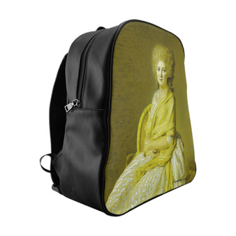 On Sale David Neoclassical Countess School Backpack  by Neoclassical Pop Art