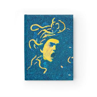 On Sale Caravaggio Medusa  Blank Journal by Neoclassical Pop Art