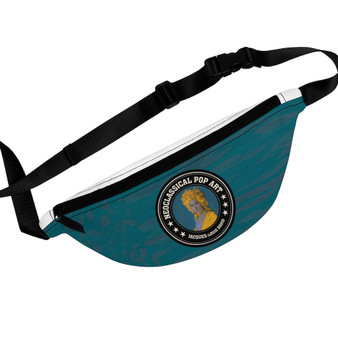 Shop for Collectible Countess of Sorcy Fanny Pack  by Neoclassical Pop Art