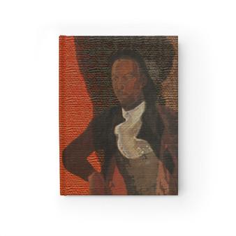 On Sale Goya Portrait of a Matador Blank Journal by Neoclassical Pop Art