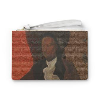 Shop for Collectible Goya Portrait of a Matador Clutch Bag  by Neoclassical Pop Art