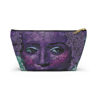 On Sale Sir Peter Paul Rubens Infanta Isabella Accessory Pouch by Neoclassical Pop Art