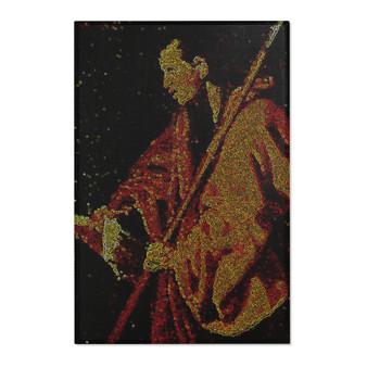On Sale Valazquez Portrait of Saint Thomas Area Rugs by Neoclassical Pop Art