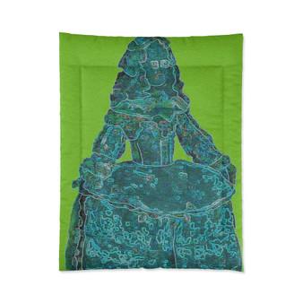 On Sale Velazquez La Infanta Margarita Comforter by Neoclassical Pop Art