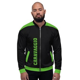 Caravaggio | Medusa Unisex Bomber Jacket