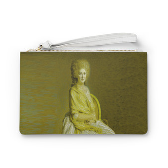 Shop for Collectible Countess of Sorcy Clutch Bag by Neoclassical Pop Art