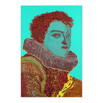 On Sale Rubens Duke of Mantua Portrait Area Rugs by Neoclassical Pop Art
