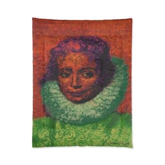 On Sale Rubens Infanta Isabella Comforter by Neoclassical Pop Art