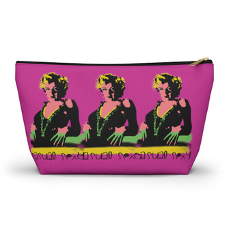 On Sale Marylin Monro Casual Sexy Pop Portrait Accessory Pouch by Neoclassical Pop Art