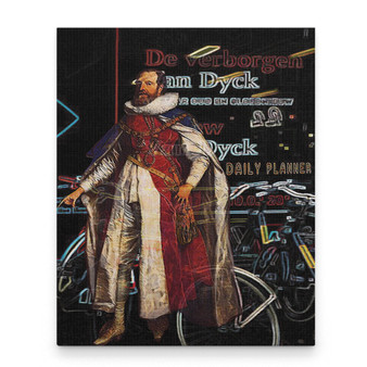 Van Dyck | King Henry's Portrait
