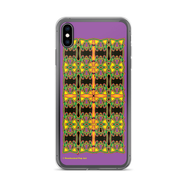 cheap Leonard da Vinci Neoclassical pop art golden cross iphone case cover for online