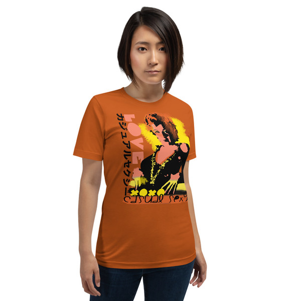 Marilyn Monroe | Japanese Casual Sexy Short-Sleeve Unisex T-Shirt