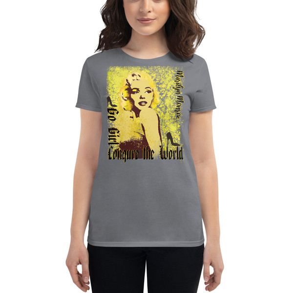 Marilyn Monroe | Go Girl Women's short sleeve t-shirt