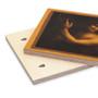 On Sale  Da Vinci Saint John the Baptist Print Wood Canvas  by Neoclassical Pop Art