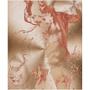 On Sale Michaelangelo The Libyan Siby Prints on Metal by Neoclassical Pop Art
