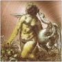 On Sale  Da Vinci  Lady with a Swan Metal Prints  by Neoclassical Pop Art