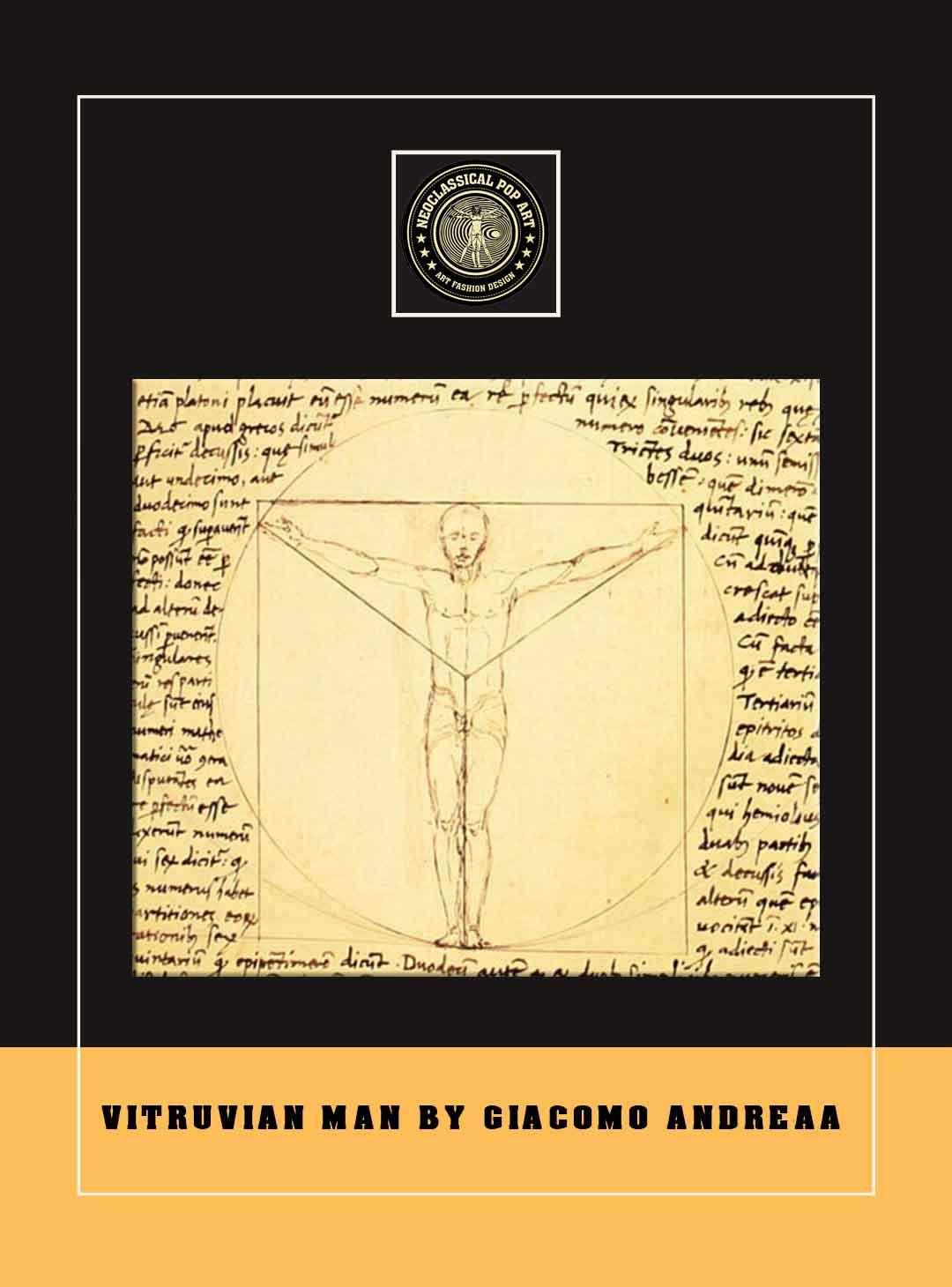 Giacomono Vitruvian man