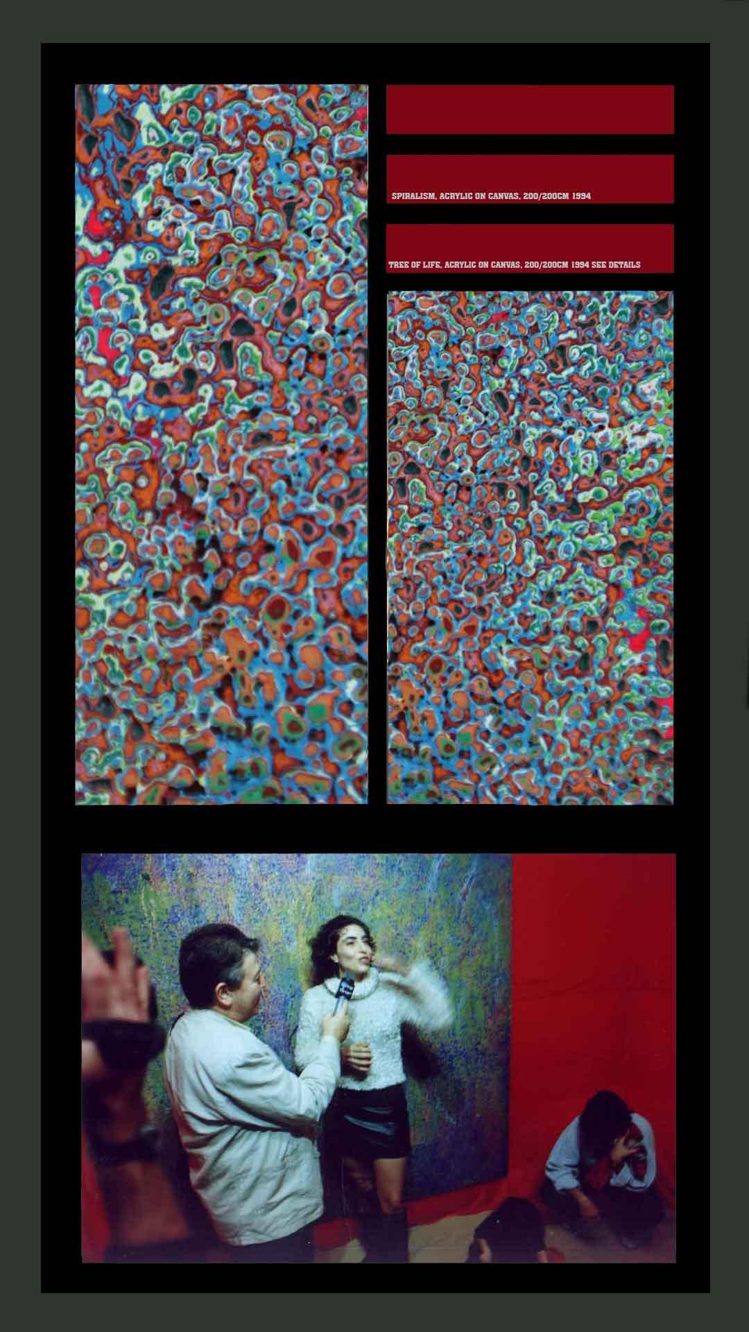 Priya  n. Chen paintings