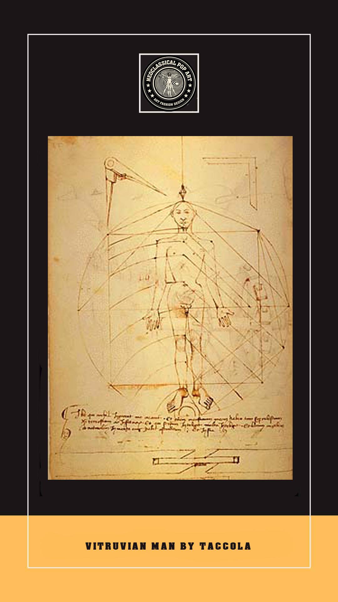taccola-vitruvian man-drawing study