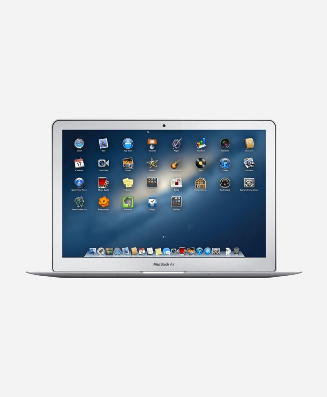 c49191d483e Used Apple Macbook Air 13.3-inch (Glossy) 1.8GHZ Dual Core i5 (Mid ...