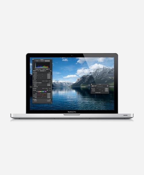 Refurbished Apple Macbook Pro (Mid 2012) Front
