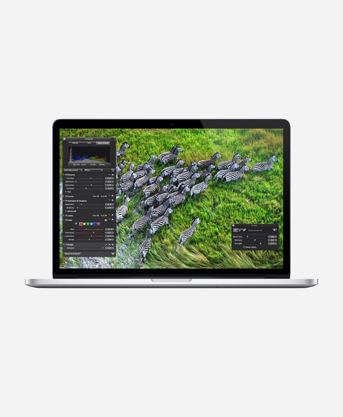 Refurbished Apple Macbook Pro (Mid 2012) Retina Front
