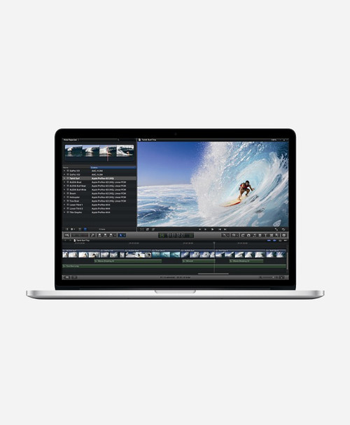 Refurbished Apple Macbook Pro (Late 2012) Front
