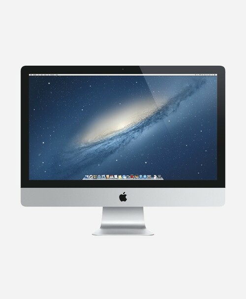 Refurbished Apple iMac (Late 2012) Front