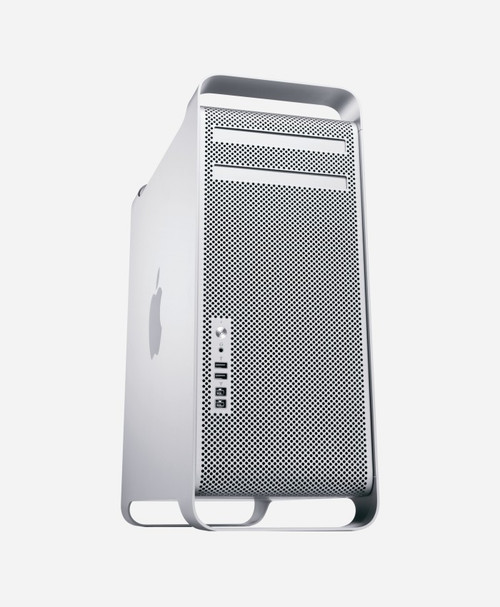 Refurbished Apple Mac Pro (Mid 2012) Front