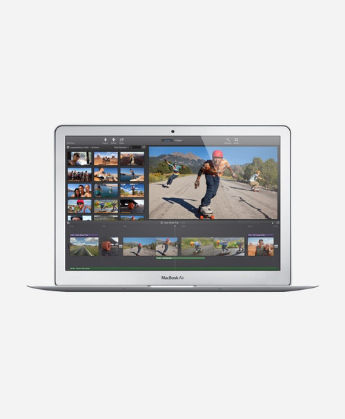 Refurbished Apple Macbook Air (Mid 2013) Front