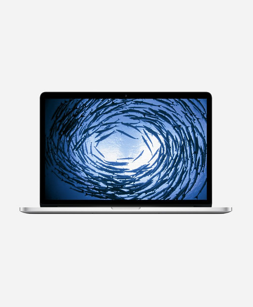 Refurbished Apple Macbook Pro (Late 2013) Front