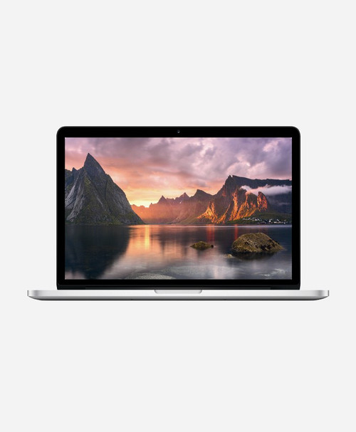 Refurbished Apple Macbook Pro (Mid 2014) Front