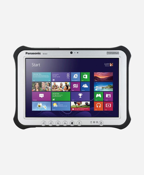 Refurbished Panasonic Toughpad FZ-G1 10-inch Front
