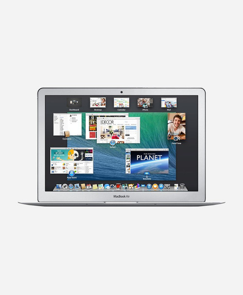 Refurbished Apple Macbook Air (Early 2014) Front