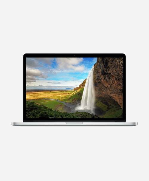 Refurbished Apple Macbook Pro (Mid 2015) Front