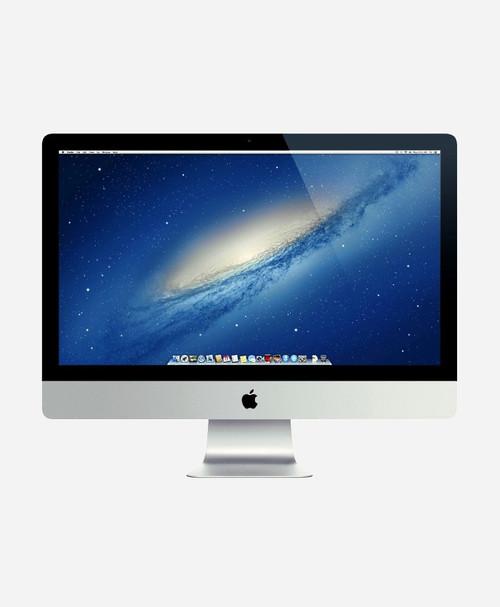 Refurbished Apple iMac (Late 2013) Front