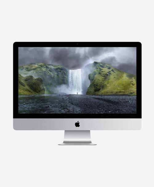 Refurbished Apple iMac (Mid 2015) Front