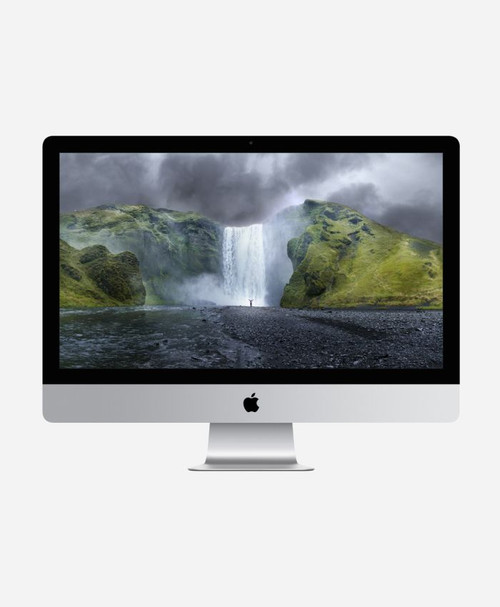 Refurbished Apple iMac (Mid 2015) Front