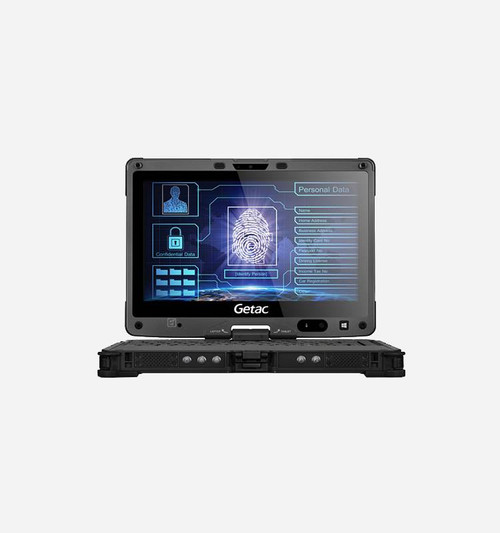 Refurbished Getac Notebook V110 11-inch Front