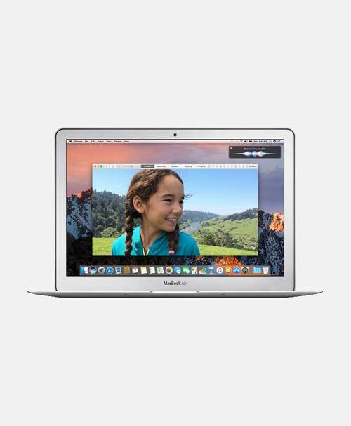 Refurbished Apple Macbook Air (Late 2017) Front
