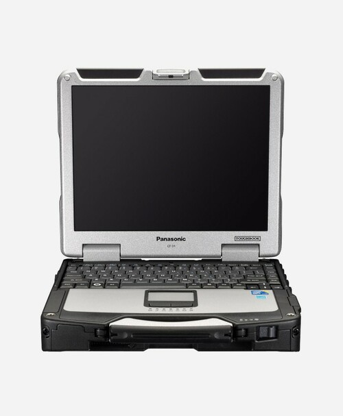 Used Toughbook CF-31 Intel Core i5 2 6GHz 13 3 Panasonic CF-31 Front