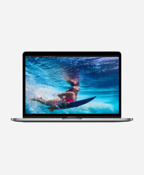 Refurbished Apple Macbook Pro (Mid 2017) Space Gray Front