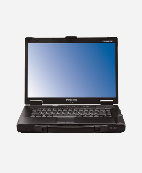 Used Toughbook CF 52 i5 Series 15 inch Front